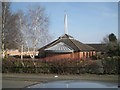 SP0566 : St Joseph's Church, Greenlands Avenue, Redditch B98 by Robin Stott