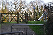 SS7701 : Coleford : Playground by Lewis Clarke