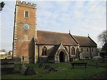 SU6676 : St Mary's Purley by Bill Nicholls