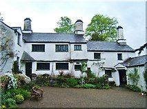 NY4002 : Townend, Troutbeck by Barbara Carr