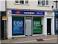 SU3645 : Andover - Swinton Insurance Office by Chris Talbot
