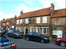 TQ0487 : The Swan, Village Road, Denham by Alexander P Kapp