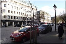 SD7109 : North side, Victoria Square, Bolton by Philip Platt