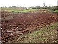 SX8866 : Site of new road, Edginswell by Derek Harper