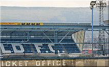J3272 : The West Stand, Windsor Park, Belfast (2013-1) by Albert Bridge