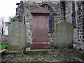 NZ1665 : The Hedley family gravestones, St. Michael & All Angels, Newburn by Andrew Curtis