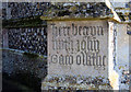TL9059 : St George, Bradfield St George - Stonework by John Salmon
