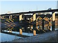 ST3190 : The M4 Motorway River Usk crossing (6) by Robin Drayton