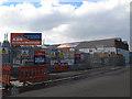 TQ4178 : KBS Builders Merchants, Charlton by Stephen Craven