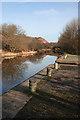 NT0872 : Union Canal at Stewartfield by Anne Burgess