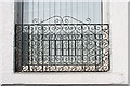 NT0772 : Wrought Iron Grille by Anne Burgess