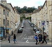 ST7565 : Thomas Street, Bath by Jaggery