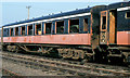 J0406 : Withdrawn railway coach, Dundalk by Albert Bridge