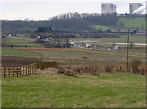 SK5232 : Looking south-west from Barton Lane by Alan Murray-Rust