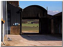 SU0664 : View through by Gillie Rhodes