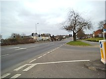 SO9394 : A4123 Crossing by Gordon Griffiths