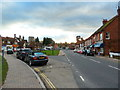 SU9993 : High Street, Chalfont St Giles by Alexander P Kapp