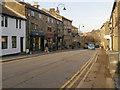 SE1408 : Holmfirth, Huddersfield Road by David Dixon