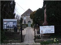 SU2199 : Baptist Church, Sherborne Street, Lechlade by Vieve Forward