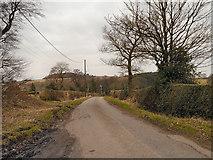 SD5211 : Wrightington, Hill House Fold Lane by David Dixon