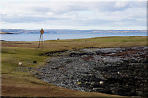 HU6067 : Easter Netlar, Skaw, Whalsay by Mike Pennington