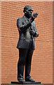 SO9097 : Statue of Dr Ambedkar at the Buddha Vihara, Wolverhampton by Roger  Kidd