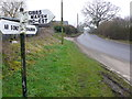 ST7418 : The Road to Stalbridge by Nigel Mykura