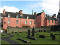 NT0987 : Abbot House, Dunfermline by M J Richardson