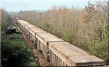 O0470 : Tara Mines wagons, Duleek by Albert Bridge