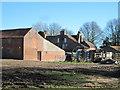 TA1649 : Arram  Hall  Farm by Martin Dawes