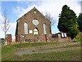 NY6925 : Dufton with Knock Methodist Chapel by Rude Health