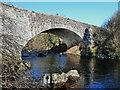 NX3476 : Bargrennan Bridge by Mary and Angus Hogg
