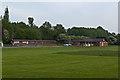 TQ3250 : Grange Meadow Sports Ground by Ian Capper