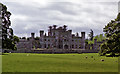 NY5223 : Lowther Castle, Lowther by Stephen Richards