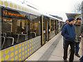 SJ8194 : Chorlton Metrolink Station by David Dixon