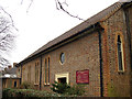 TQ2968 : Church of the Ascension, Pollards Hill: north side by Stephen Craven