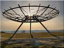 SD7923 : The Halo at Top o'Slate by David Dixon