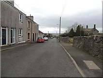NX4355 : Harbour Road by Billy McCrorie
