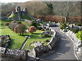 SY9582 : Corfe Castle: the model village by Chris Downer