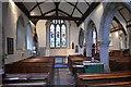 TQ5419 : North Aisle, All Saints' church, Waldron by Julian P Guffogg