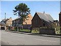 SE5665 : Methodist Church, Huby by Pauline E