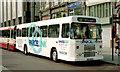"J3373 : ""ParcelLink"" bus, Belfast by Albert Bridge"