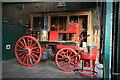 SE1835 : Bradford industrial Museum - steam fire engine by Chris Allen