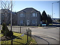 NO7196 : Olympia Gardens, Banchory by Stanley Howe