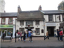NS3321 : Tam O' Shanter Inn Ayr by John Ferguson