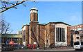 TQ3479 : St Crispin, Bermondsey by John Salmon