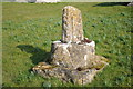 SO8310 : Remains of a preaching cross by Philip Halling