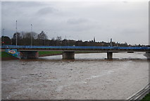 SX9192 : Bridge over the River Exe by N Chadwick