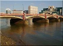 TQ3078 : Vauxhall Bridge SW1 by Robin Sones