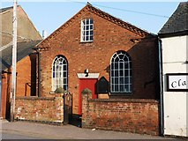 SK4810 : Markfield Congregational Church Hall by Richard Law